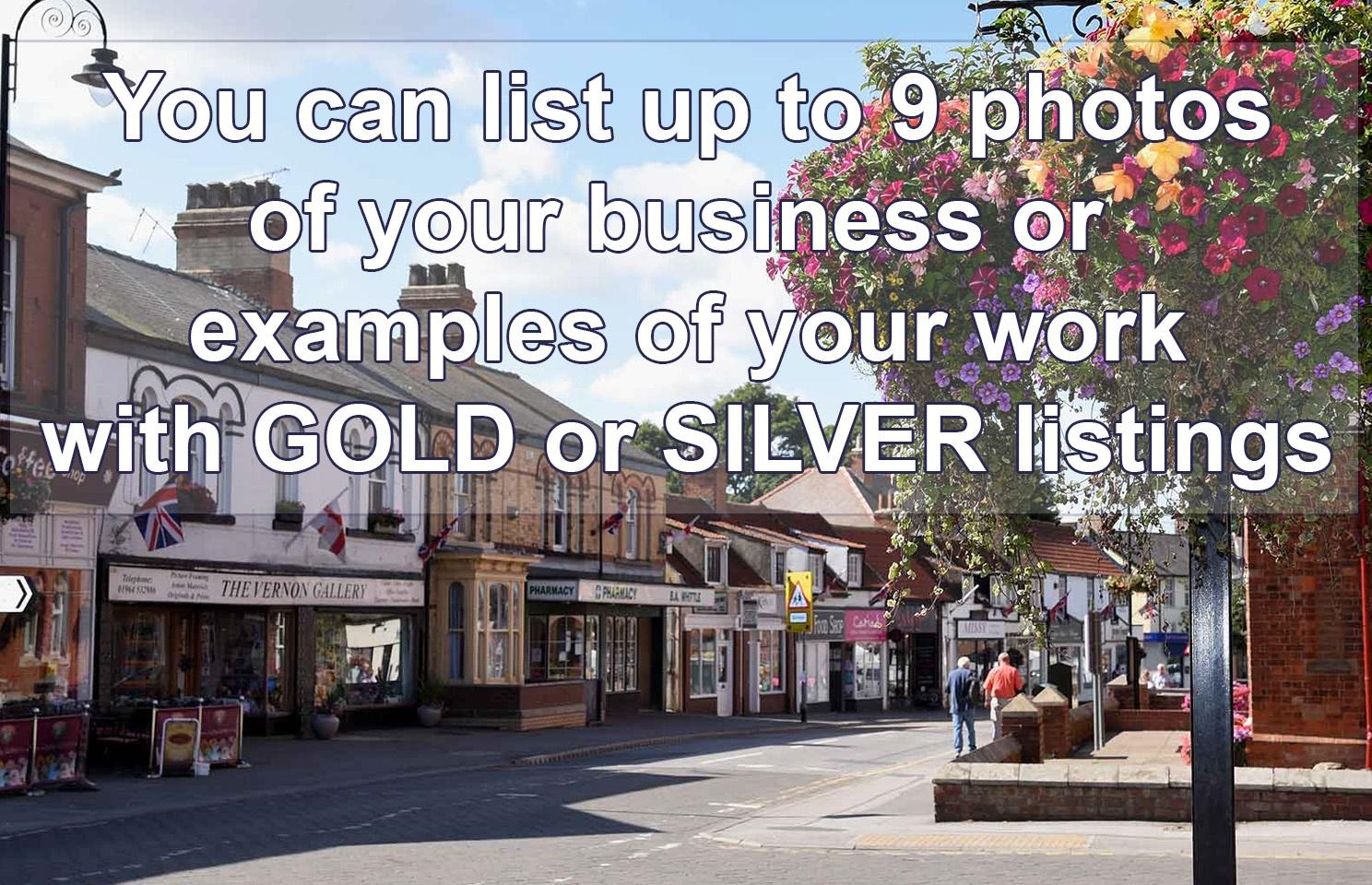 Yorkshire Coast Directory Gold Listing