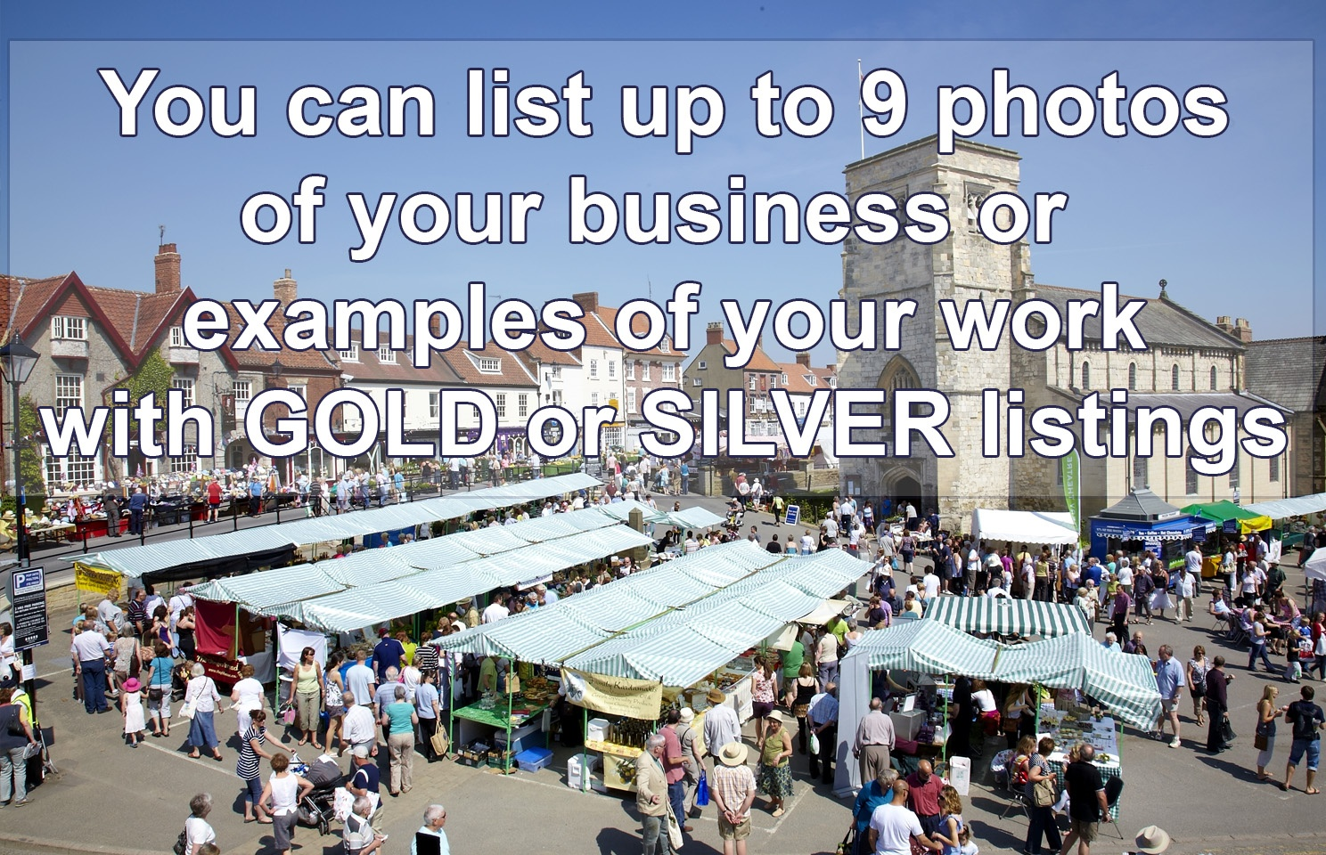 Yorkshire Coast Directory Silver Listing
