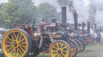 Driffield Steam & Vintage Rally