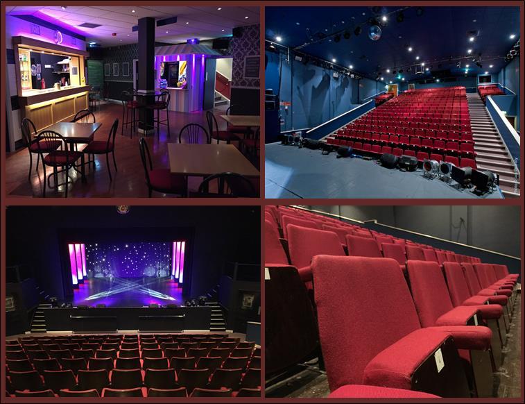 YMCA Theatre Scarborough